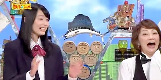 ワイドナショー画像 東野幸治の「女子高生とは鮮度が全然違う」と爆弾発言を受け長谷川まさ子が絶叫 2015年9月27日