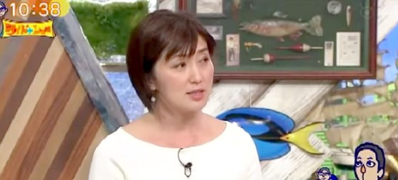 ワイドナショー画像 東大出身の佐々木恭子アナが「受験のために恋愛を犠牲にするのはおかしくない」 2015年9月27日