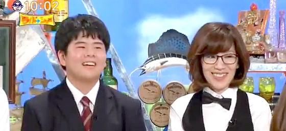 ワイドナショー画像 まえだまえだ兄・前田航基がワイドナ現役高校生として再登場 2015年10月4日