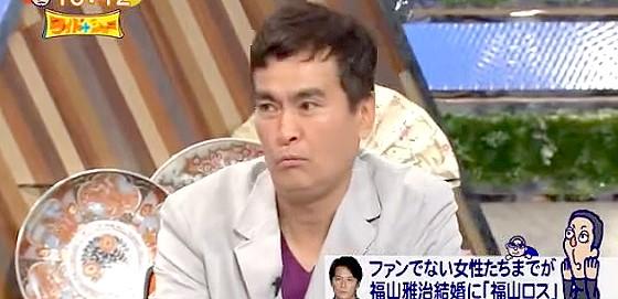 ワイドナショー画像 石原良純 福山雅治の結婚による「福山ロス」がどうにも理解できない 2015年10月4日