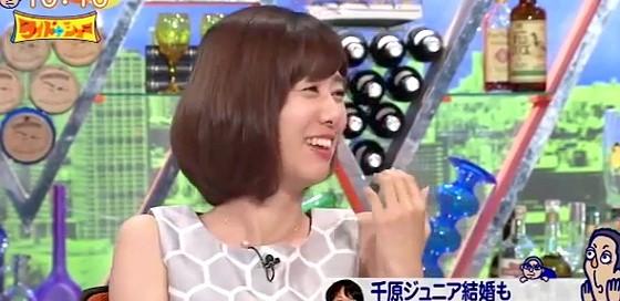 ワイドナショー画像 山崎夕貴アナ「福山雅治の相手が若いねーちゃんだったら怒ってた」 2015年10月4日