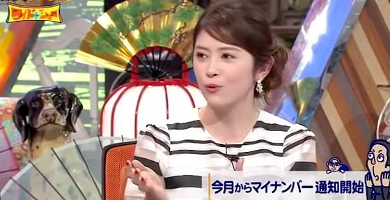ワイドナショー画像 ラフルアー宮澤エマ「セキュリティの概念自体が変化してきている」 2015年10月4日