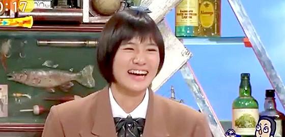 ワイドナショー画像 ワイドナ現役中学生の武藤愛梨「ノーベル賞はクラスでは全く話題にならなかった」 2015年10月11日