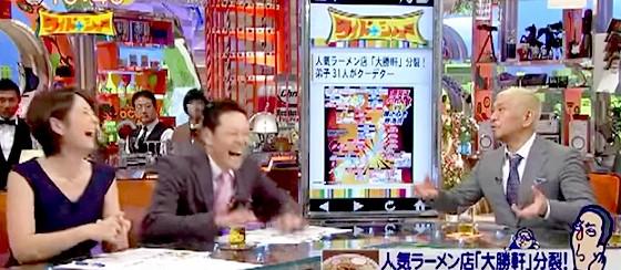 ワイドナショー画像 松本人志「お笑いのボケはボケ同士集まってツッコミの悪口を言う」 2015年10月11日