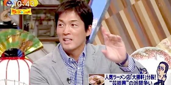 ワイドナショー画像 長嶋一茂「ホームランを打たれたキャッチャーがうなだれるのは自分は悪くないというパフォーマンス」 2015年10月11日