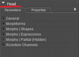 001-Head_Parameters