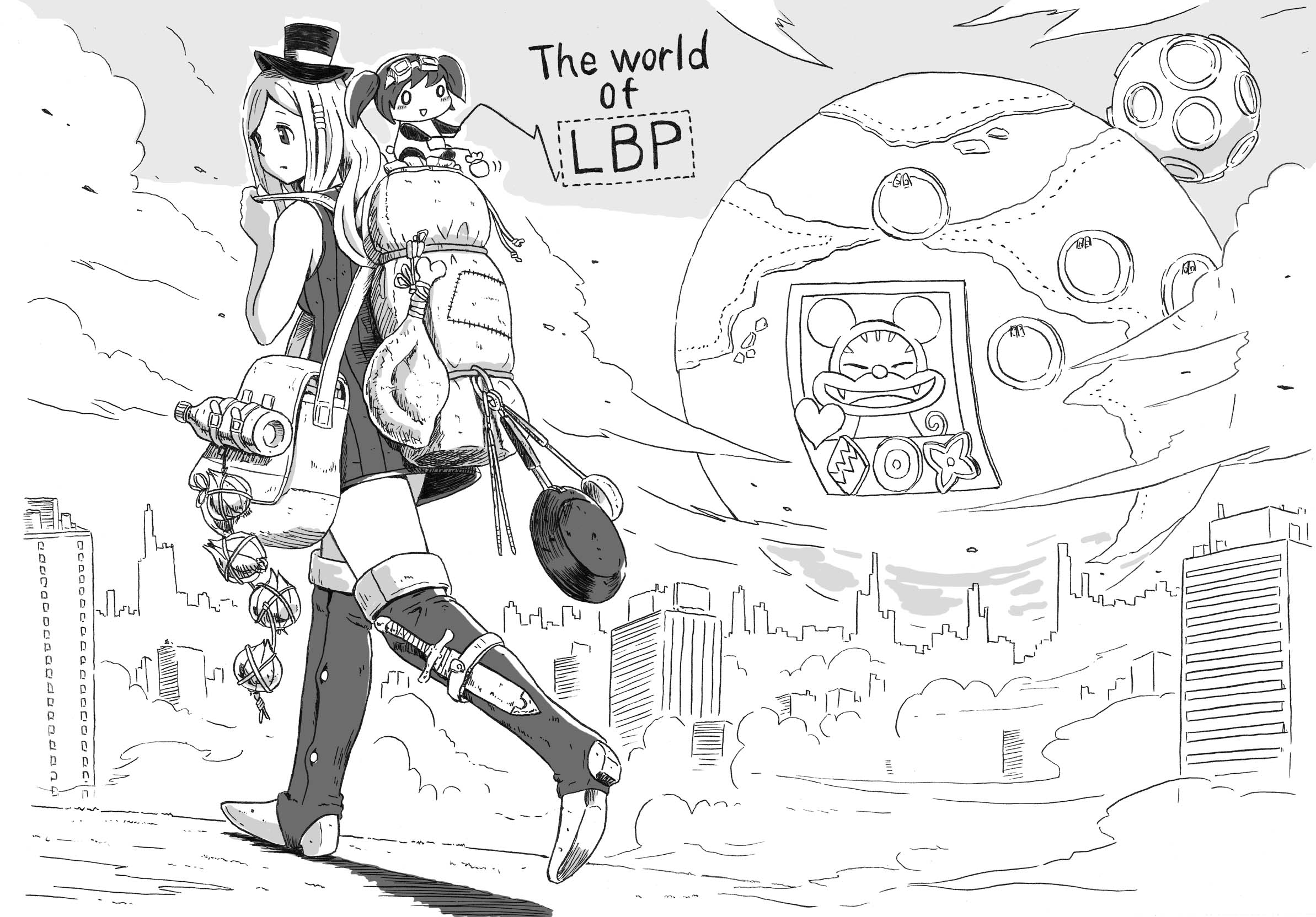 World of LBP
