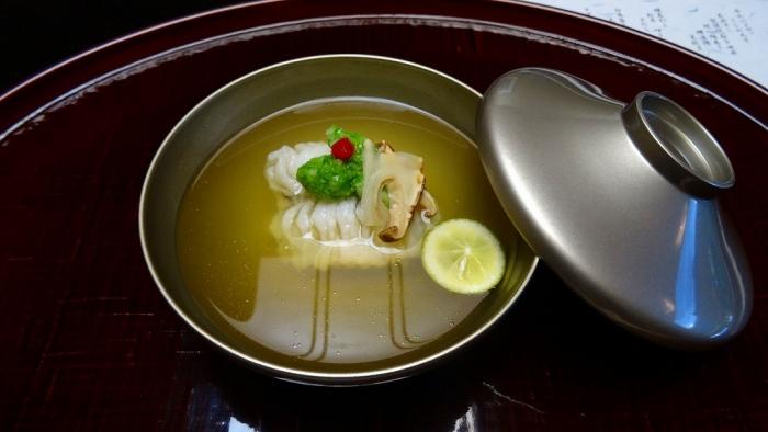 いちい亭食事 (3)