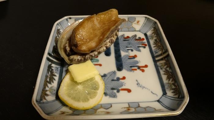 銀波荘食事 (5)