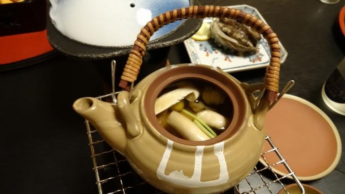 銀波荘食事 (4)