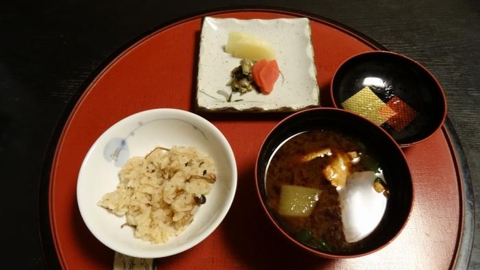 銀波荘食事 (10)