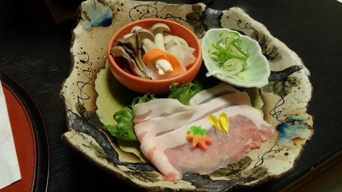 銀波荘食事 (8)