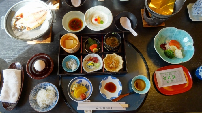 銀波荘食事 (12)