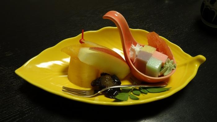 銀波荘食事 (11)