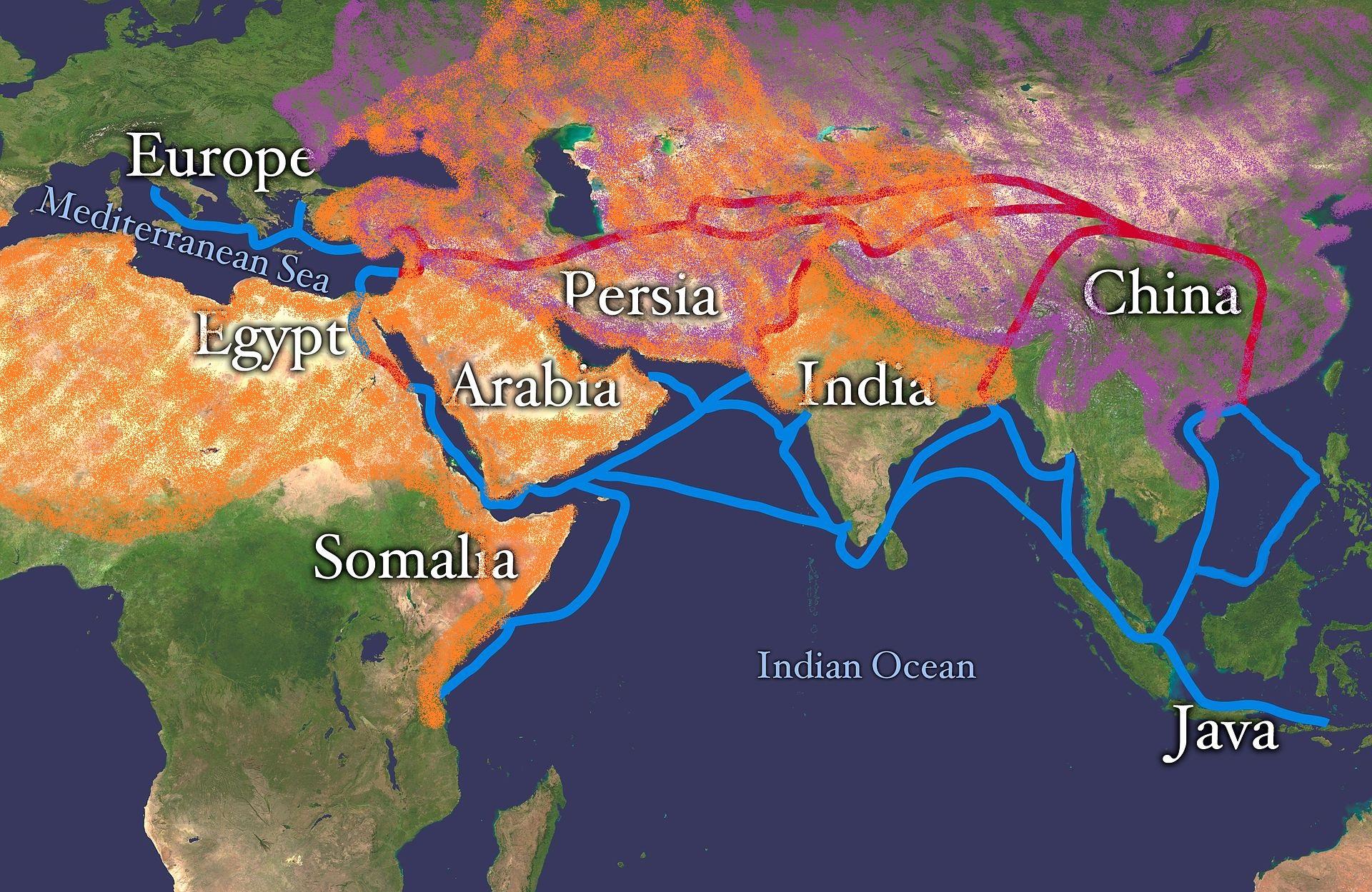 イスラーム世界とモンゴル帝国