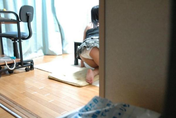 家庭内盗撮画像 15