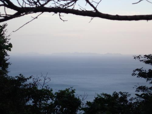 日振島 遠景