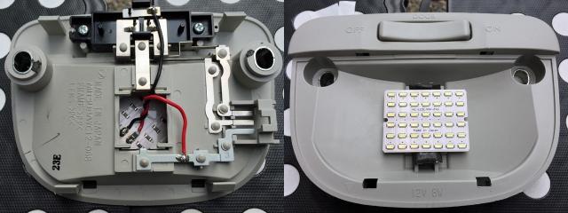 超高輝度面発光白色LEDモジュール6