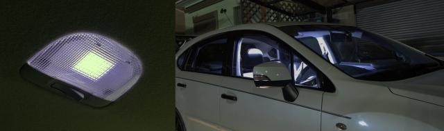超高輝度面発光白色LEDモジュール8