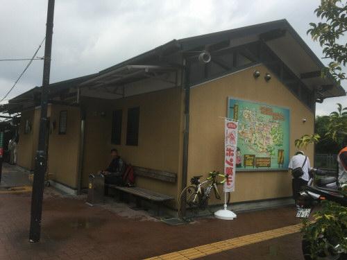 金剛山RW道の駅150822