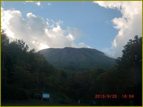 038 下山登山口