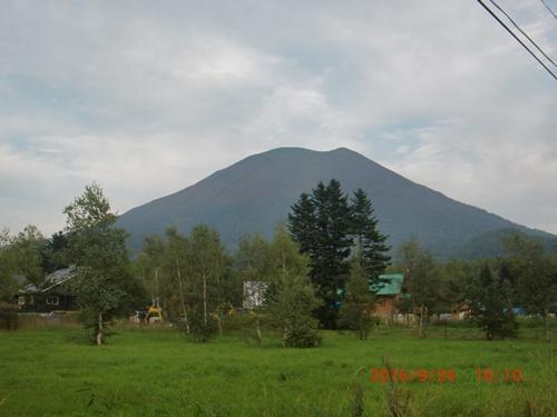 013 羊蹄山