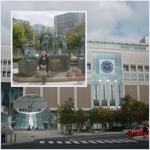 023 札幌駅