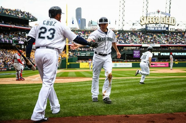 Seattle Mariners 20150829