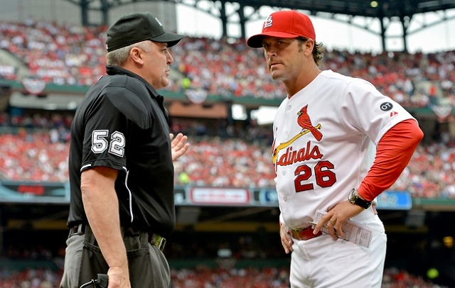 Mike Matheny 20150916
