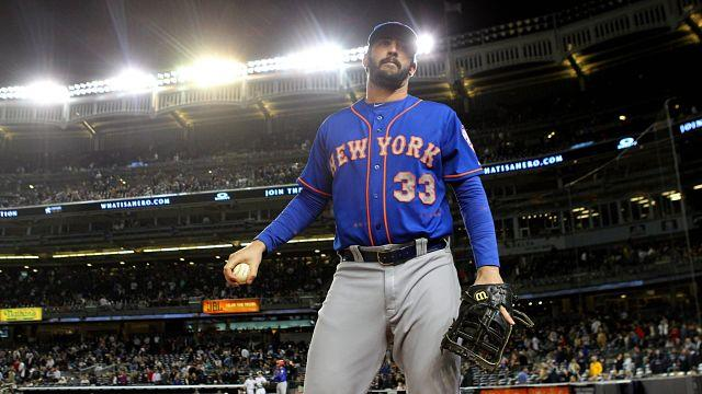 Matt Harvey 20151002