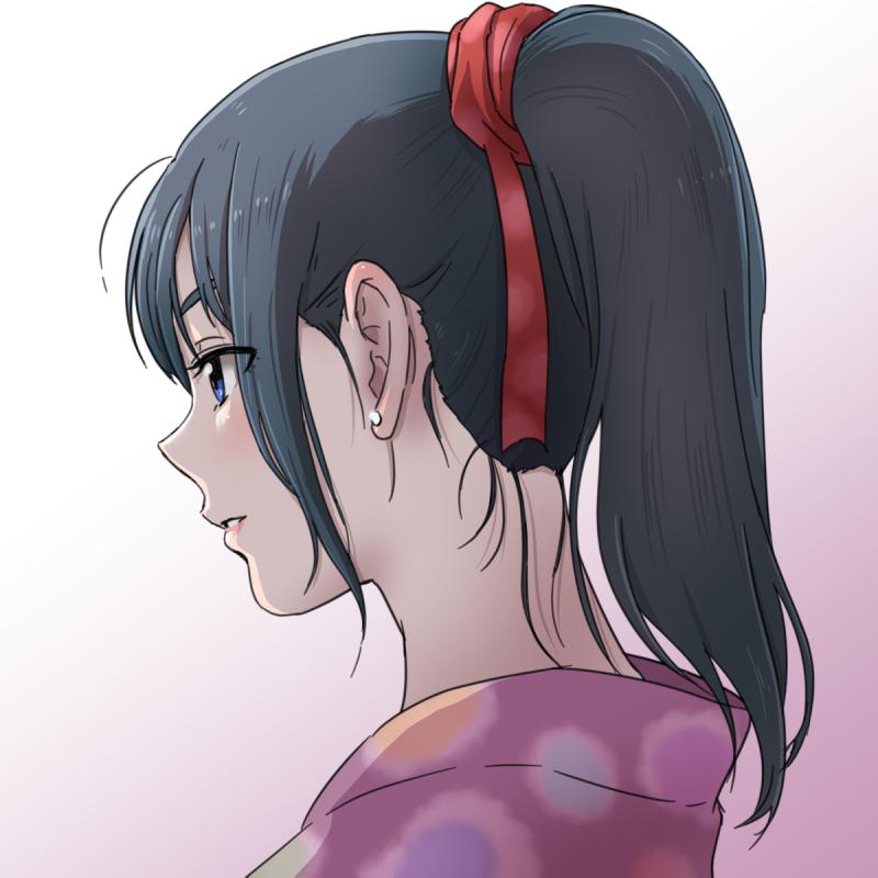 夏女子01