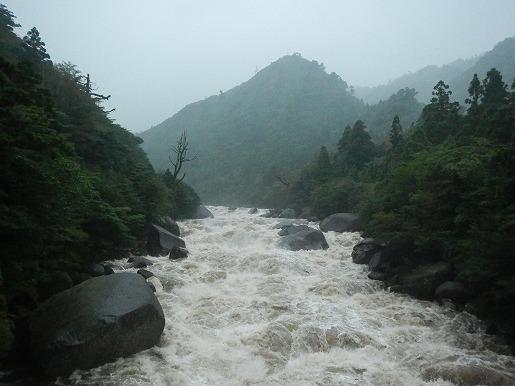 9月6日の安房川