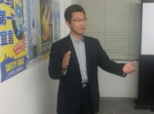 長野会長から会員に向けてメッセージ