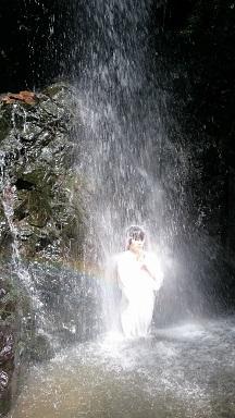 滝行ブログ2