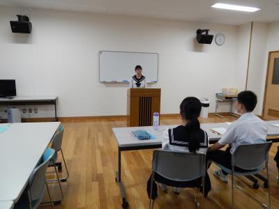 英語練習1