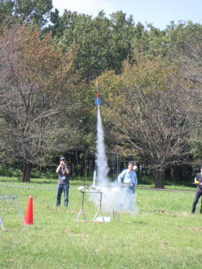 モデルロケット1