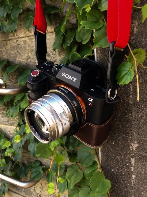 α7RⅡ + CONTAX G 45mm F2