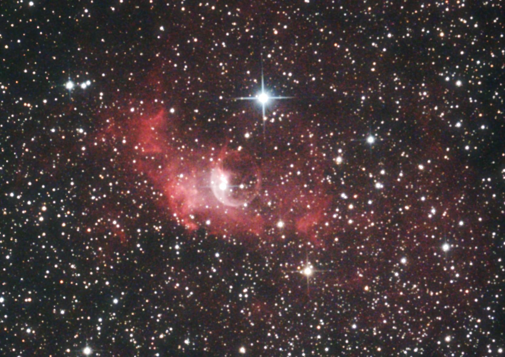 NGC7635バブル星雲B trim
