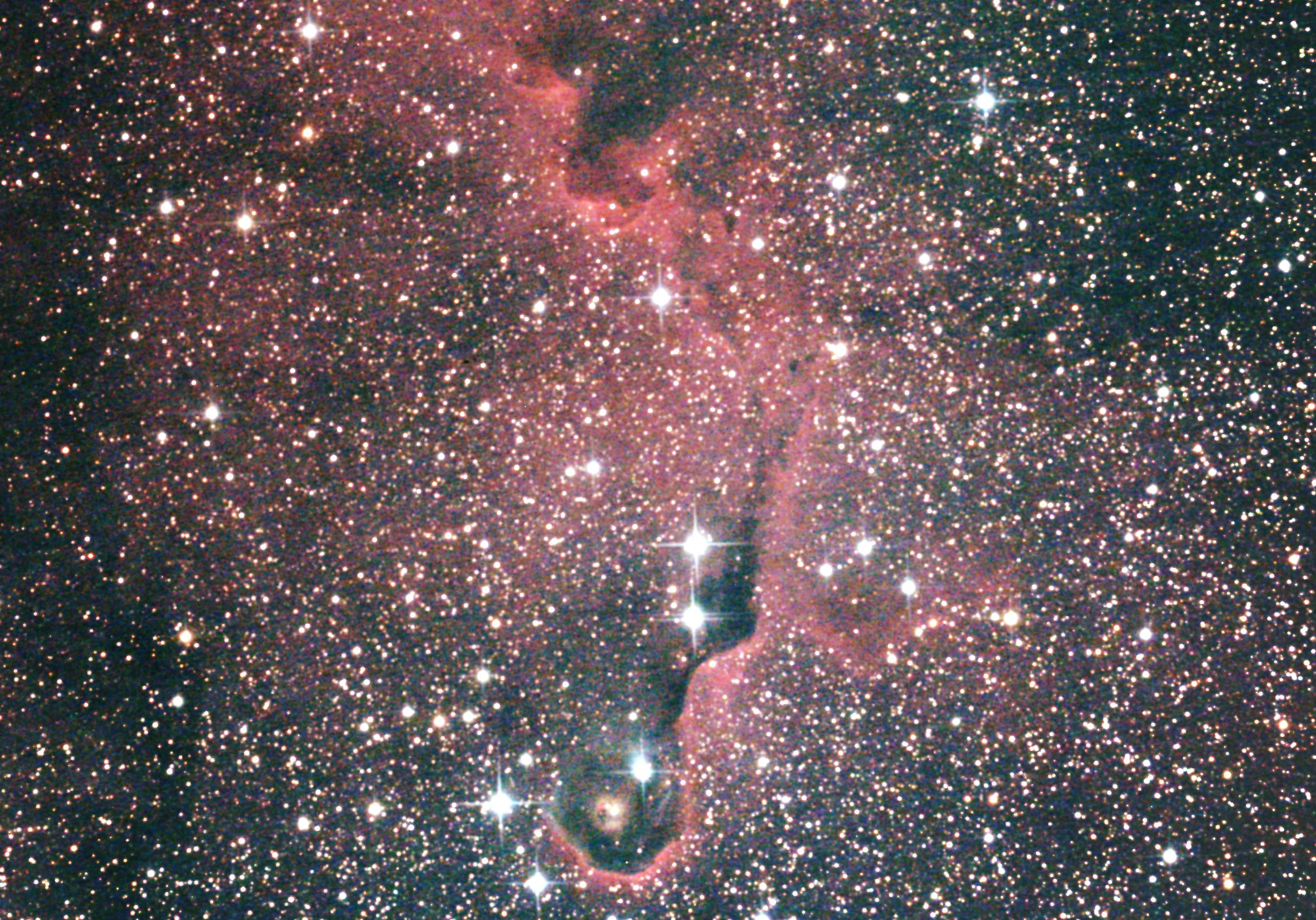 vdB142 in IC1396 trim b20150815