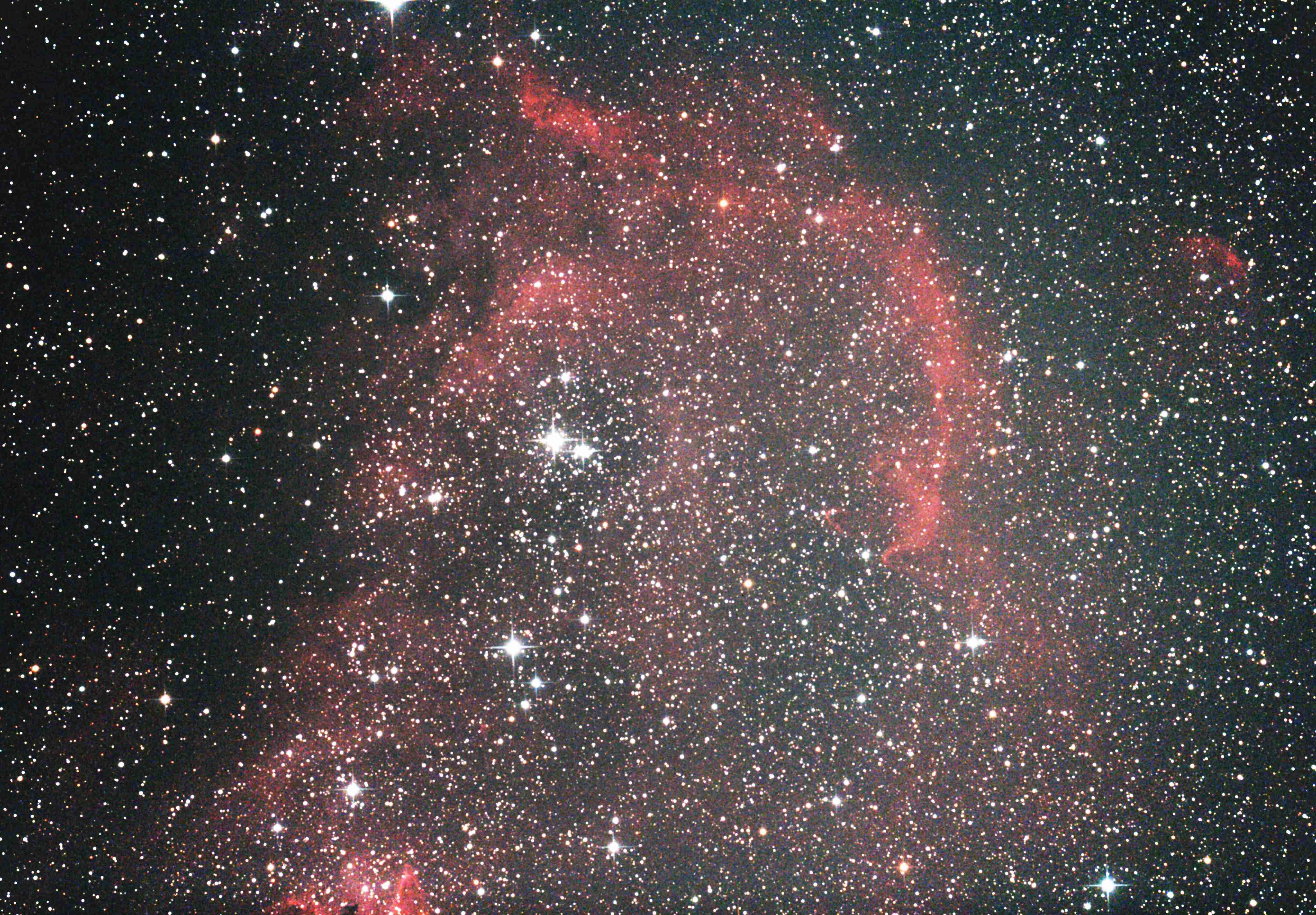IC1848胎児星雲20150912