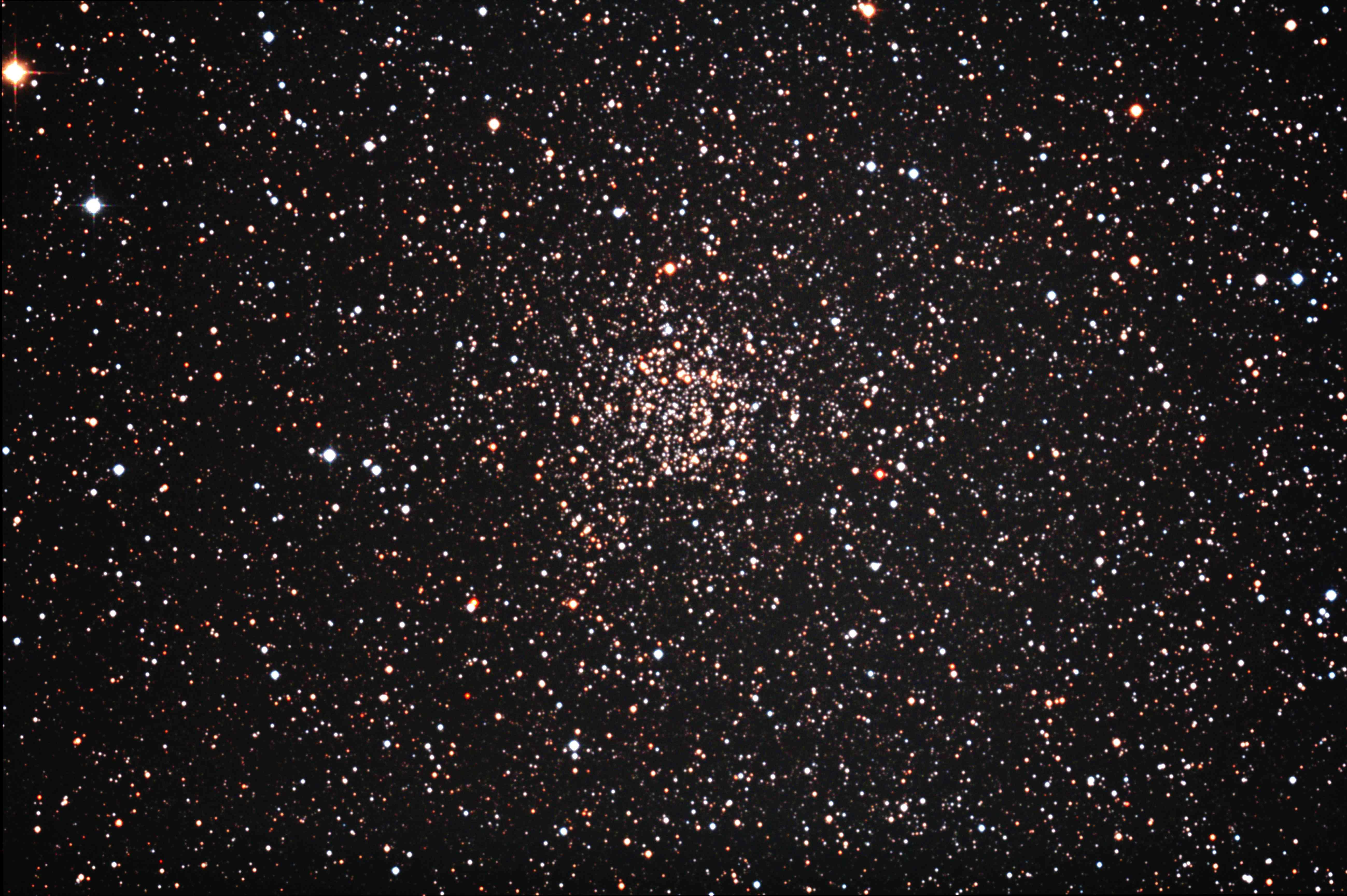 NGC7789散開星団カシオペア