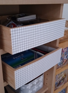 201509 本棚 木製BOX