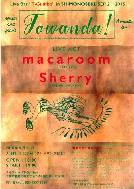 Tgumbo-live-macaroom 001