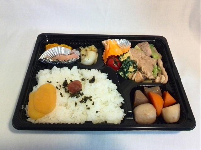 煤ヶ谷体育祭のお弁当