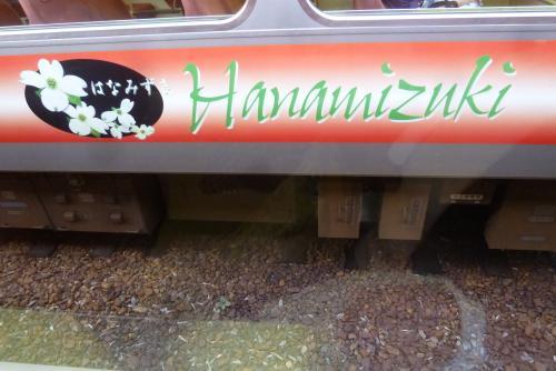 高野線で見かけた電車