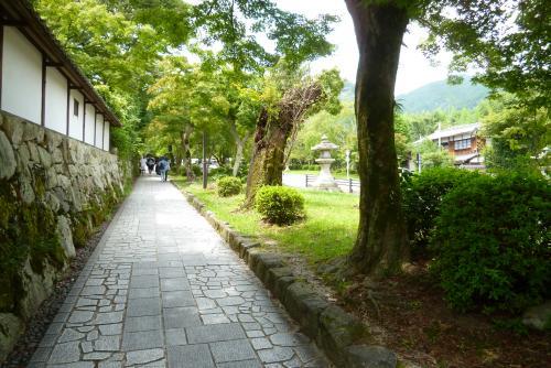 大津 坂本周辺