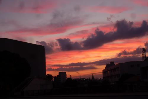2015 9 13(日) 夕陽