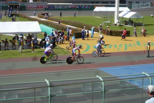 国体 自転車競技