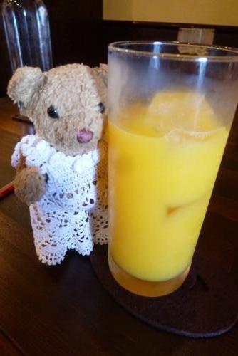 CAFE and REST Ann さん(ベァー&ジュース)