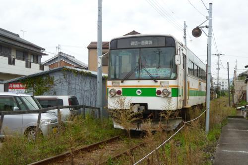 内町散策 紀州鉄道